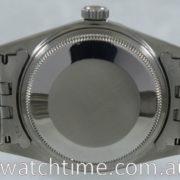 Rolex Datejust 16030 Steel White Roman dial    c1980