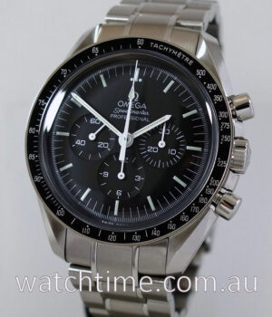 Omega Speedmaster MOONWATCH 311 30 42 30 01 005  Sept 2019  Box   Papers