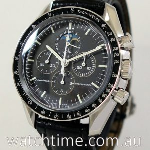 Omega Speedmaster Professional with Moonphases   Calendar  3876 50 31