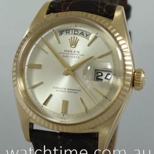 1959 Rolex President Day-Date  18k Gold  1803