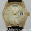 1959 Rolex President Day-Date  18k Gold  1803