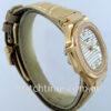 Patek Philippe Nautilus 32mm Rose-Gold & Diamond 7010R-011