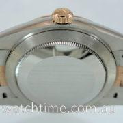 Rolex Datejust 41 Everose & Steel  126331