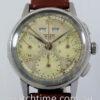 1940s HEUER Triple Calendar Chrono ref 2543