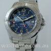 Breitling Colt GMT Blue-dial A32350