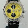 Breitling 'Chronomat Longitude' GMT  Yellow-Dial  A20048