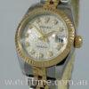 Rolex Lady Datejust  Jubilee Diamond-dial  179173