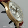 18k Rose-Gold Chronograph Swiss  1950s
