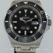 "ROLEX SEA-DWELLER 4000 50th Anniversary  April  2018 126600  ""IN STOCK NOW"""
