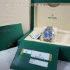 Rolex Datejust 41 Blue-Dial  126300   Full Set  August 2019