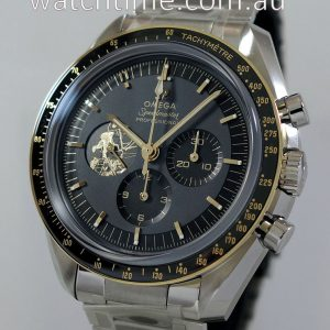 Omega Speedmaster Moonwatch Apollo 11 50th Anniversary  NEW  Full Set