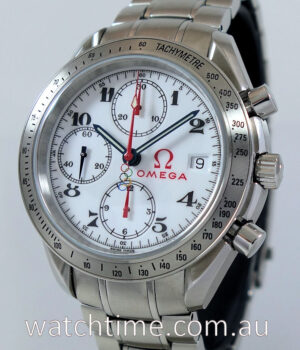 Omega Speedmaster OLYMPIC Special Edition 323 10 40 40 04 001