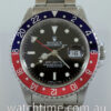 "ROLEX GMT MASTER II  ""Pepsi""  16700  Box & Papers"