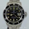 Rolex RED Submariner 1680  Circa 1970