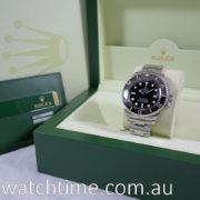 Rolex DEEPSEA Sea Dweller 116660  Box & Card March 2010