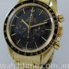 Omega Speedmaster Moonwatch 18k Yellow-Gold  3195.50.00