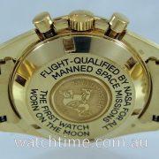 Omega Speedmaster Mooonwatch 18k Yellow-Gold  3195.50.00