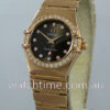 OMEGA Constellation Mini 18k Rose-Gold Diamond dial & Bezel