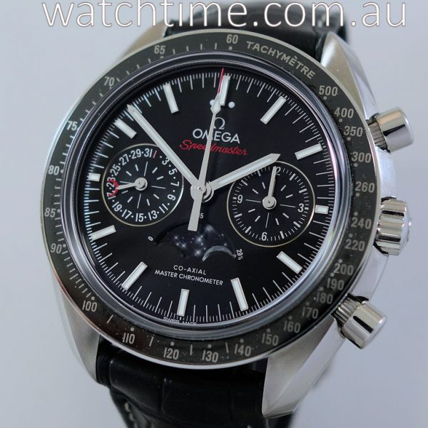 Omega Speedmaster MoonPhase Master Chronometer 304.33.44.52.01.001