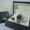Rolex Submariner 116610LV  GREEN HULK Box & Papers