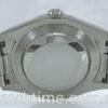 Rolex Datejust II  Black dial, White-Gold bezel 116334