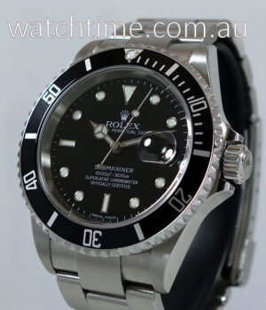Rolex Submariner Date 16610   Box   Papers 2006 SEL