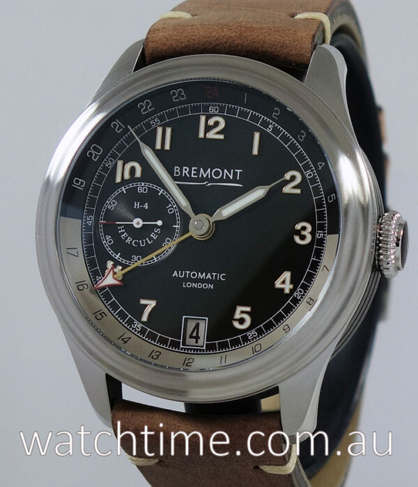 Bremont H-4 Hercules Limited Edition 210/300 Jan 2020 Box & Papers