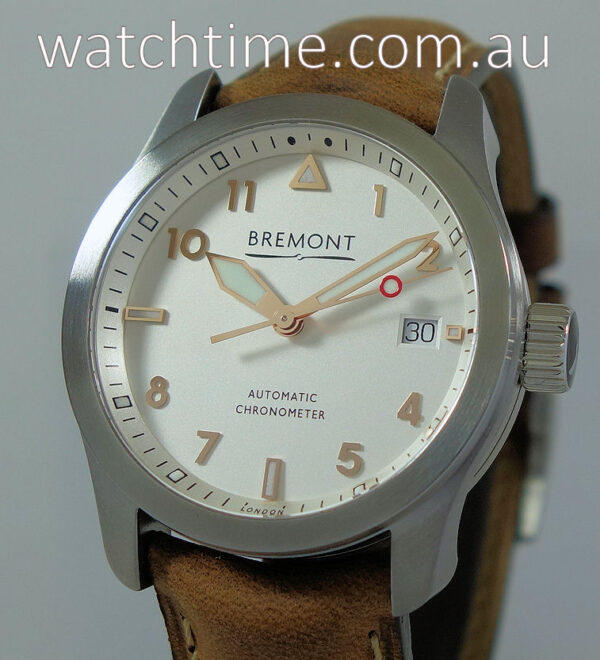 Bremont Solo 37 SEPT 2019 SOLO-37/SI-RG Box & Papers