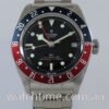 TUDOR Pepsi BLACK BAY GMT M79830RB As New 2020 model.