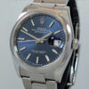 Rolex Datejust 36 Blue Dial 126200 July 2020 As New!!