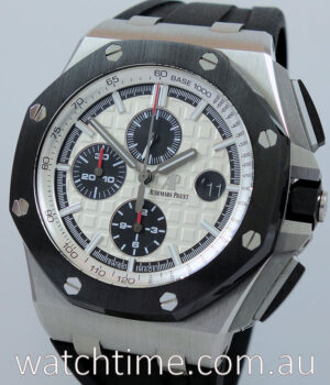 Audemars Piguet Royal Oak Offshore 26400SO OO A002CA 01   AS NEW  Box   Papers