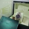 Rolex Datejust 36, Steel Black Diamond dial  116234