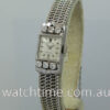 Ladies Rolex Diamond & 18k White Gold c1940s-50s