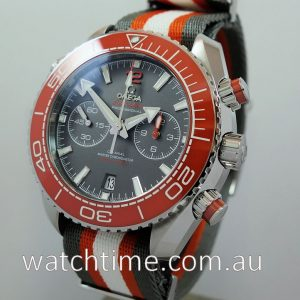 Omega Seamaster Planet Ocean 600M Co-Axial 45 5mm Chronograph  AS NEW  2020