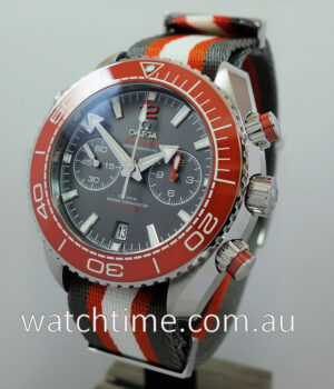 Omega Seamaster Planet Ocean 600M Co-Axial 45 5mm 215 32 46 51 99 001