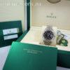 Rolex Datejust 36, Steel Black Diamond dial  116234 B&P