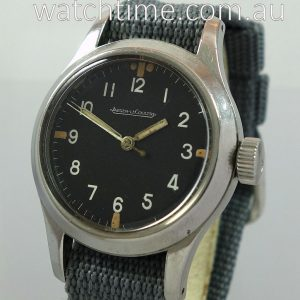 Jaeger-LeCoultre Mark XI  MILITARY Ref  G6B 346  for The RAAF