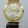 1968 IWC in 18k Yellow-Gold, Auto with Date