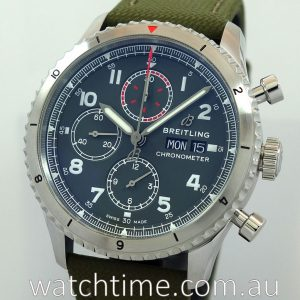 Breitling Aviator 8 Chronograph CURTISS WARHAWKE A13316