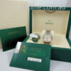 Rolex Oyster Perpetual 126000 Silver-dial B&P 2020