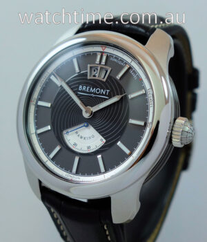 Bremont HAWKING Steel Limited Edition 022 388 Jan 2021 Box   Papers