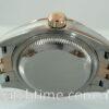 Rolex Lady-Datejust  18k Everose & Steel, Chocolate dial 279171