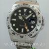 Rolex Explorer II Black-Dial  216570  B&P 2013