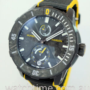 Ulysse Nardin Diver X Cape Horn 44 mm 1183-170LE 92 Limited Edition  35 300 AUG 2020