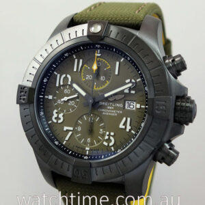 Breitling Avenger Chronograph 45 Night Mission V1331710L1X1 2020 MINT