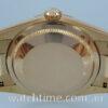 Rolex Day-Date 36mm 18k Yellow-Gold, Sunburst Dial 118208