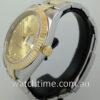 Rolex Datejust 41mm 18k & Steel, Diamond-dial 126333