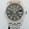 Rolex Datejust 41mm 126334  Rhodium dial, Fluted bezel, Jubilee bracelet