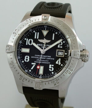 BREITLING Avenger Seawolf A17330 Box   Papers