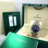 Rolex Datejust 41 Blue Jubilee 126300 Box & Card 2017